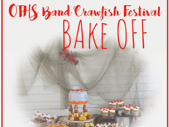 Crawfish Festival Bake Off
