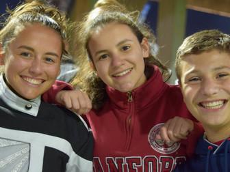 Football Game 8th Grade Night