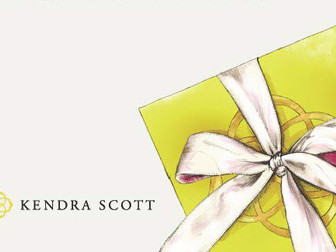 Save The Date: Kendra Scott Fundraiser!