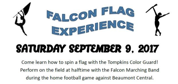OTHS Falcon Flag Experience 2017