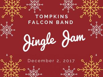 2017 Jingle Jam March-A-Thon