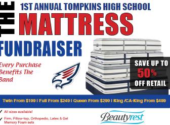 OTHS Mattress Fundraiser