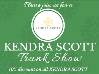Kendra Scott Trunk Show Fundraiser