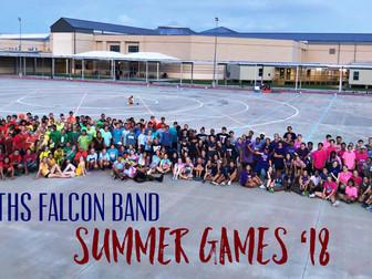 Summer Band Camp 2018
