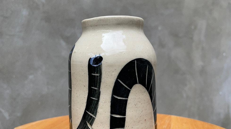 Inky Vase no. 4