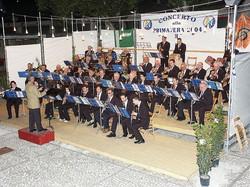 Concerto alla Primavera 2004