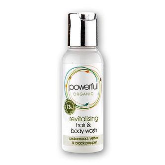 2 in 1 Revitalising Hair & Body Wash