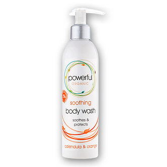 Orange & Calendula Soothing Body Wash