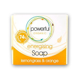 Lemongrass & Orange Peel Soap