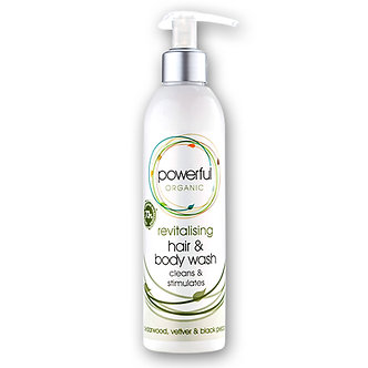 2 in 1 Revitalising Hair & Body Wash