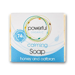 Honey & Oat Bran Soap