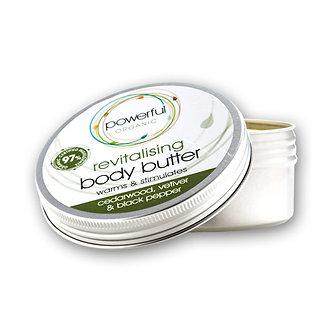 Cedarwood, Vetiver & Black Pepper Body Butter