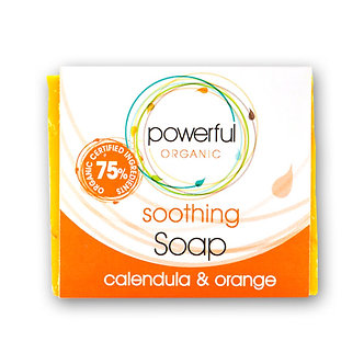 Orange & Calendula Soap