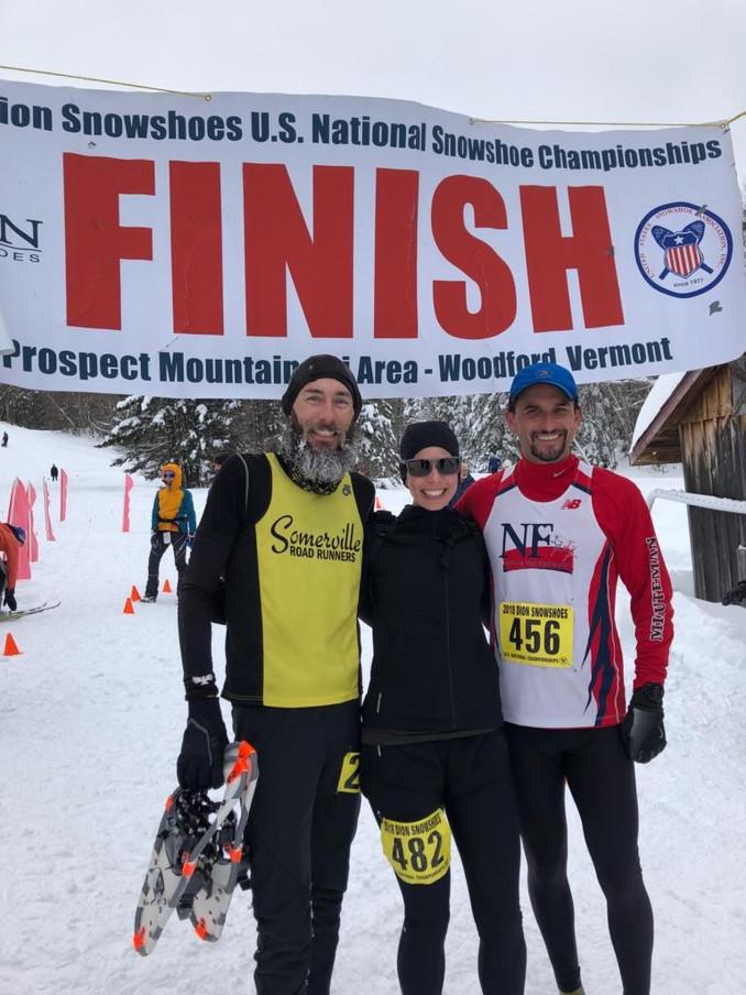 US Snowshoe Marathon National Championships