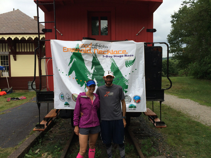 Emerald Necklace 3 Day Stage Race - Race Report