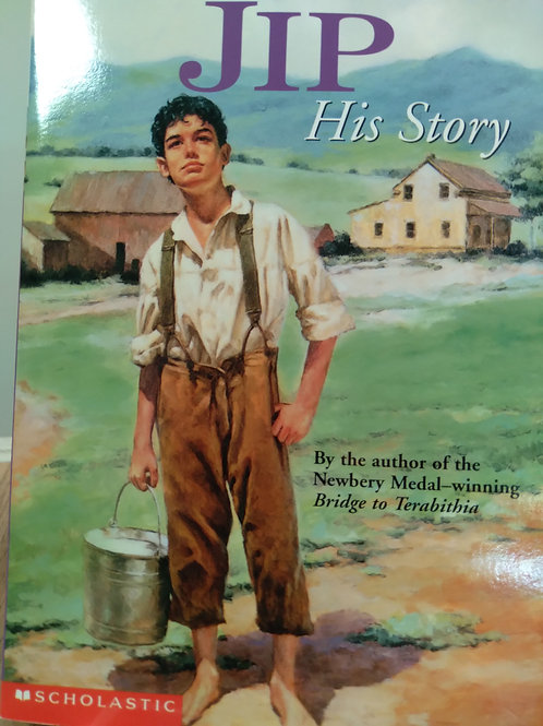 Jip His Story by Katherine Paterson