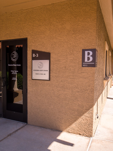 Sonoran Sleep Center Main Entrance
