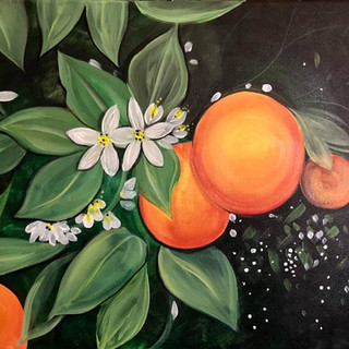 REDLAND'S ORANGE BLOSSOMS
