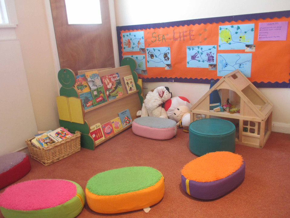 Many Resources at Nursery
