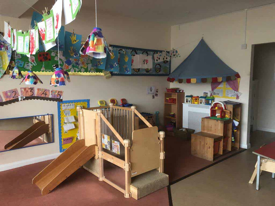 Exciting and Fun Nursery