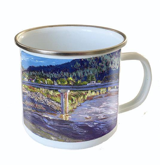 Milltown Camp Mug