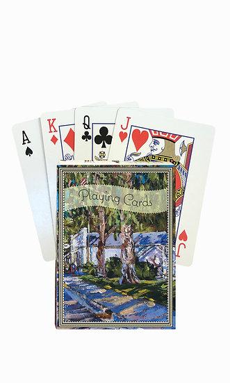 Bonner Playing Cards - custom box