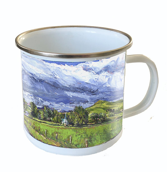 Gold Creek Camp Mug