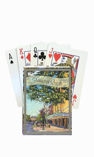 Great Falls Playing Cards - custom box