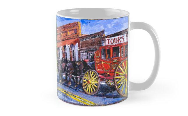 Virginia City Mug