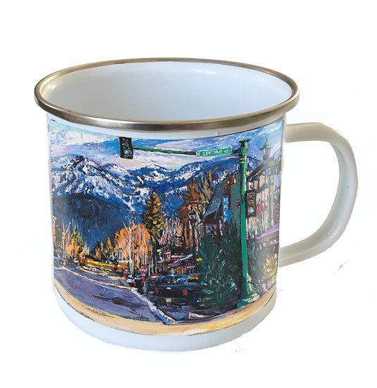 Whitefish Camp Mug