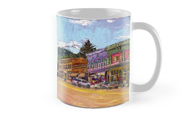 Philipsburg Mug