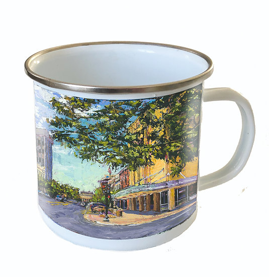 Great Falls Camp Mug
