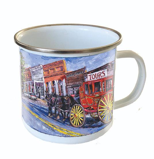 Virginia City Camp Mug
