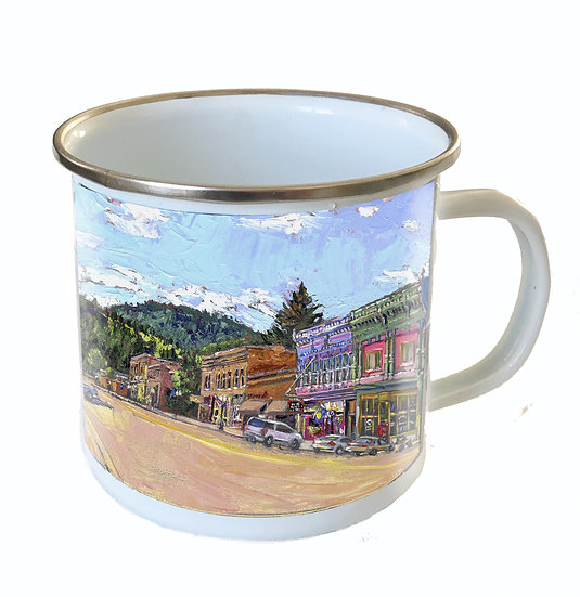 Philipsburg Camp Mug