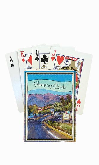 Polson Playing Cards - custom box