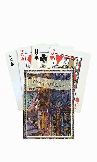 Hamilton Playing Cards - custom box