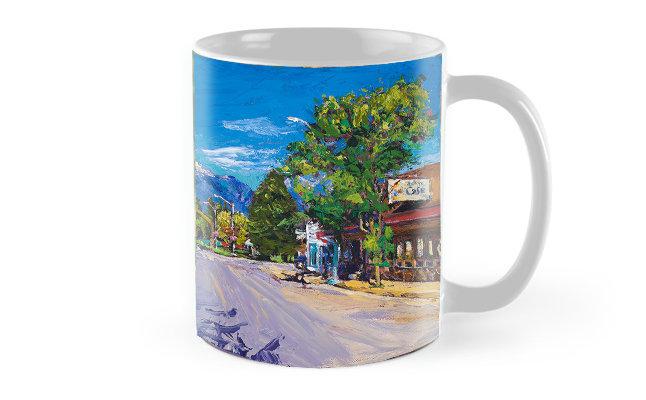 Ronan Mug
