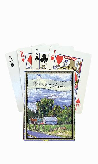 Clinton Playing Cards - custom box