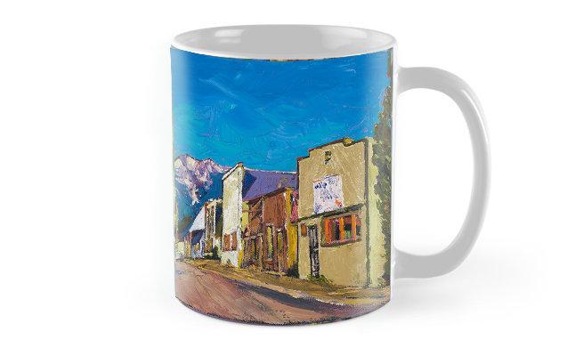 St. Ignatius mug