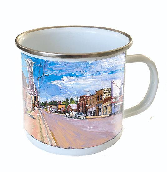Harlowton Camp Mug