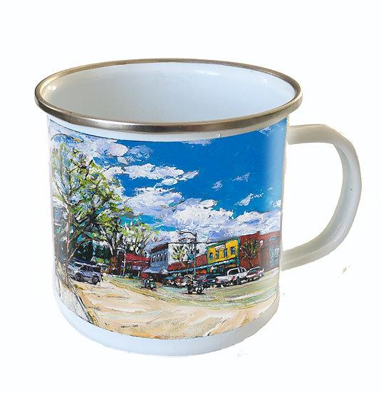 Stevensville Camp Mug
