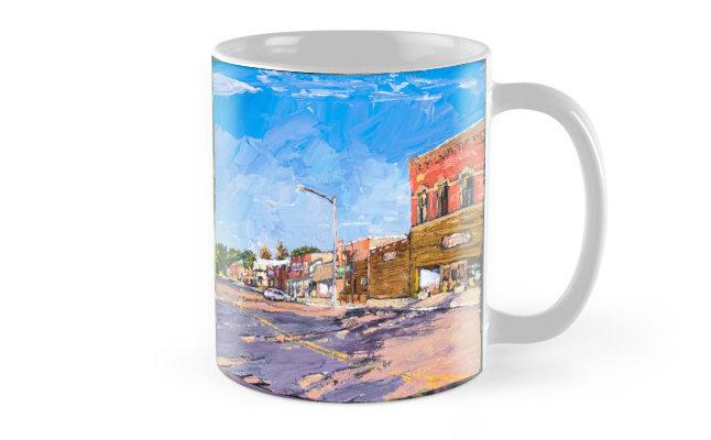 Fort Benton Mug