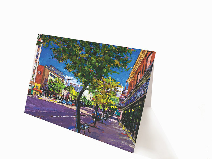 Missoula Greeting Card