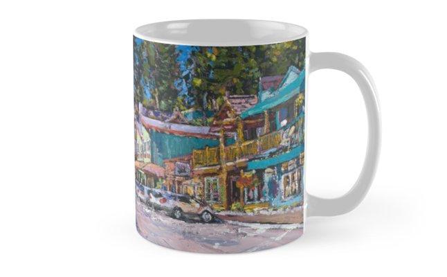 Bigfork mug