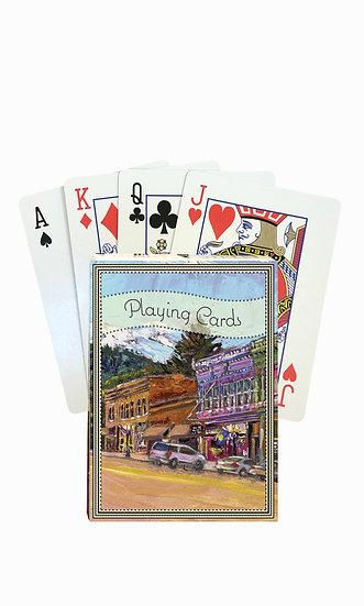 Philipsburg Playing Cards - custom box