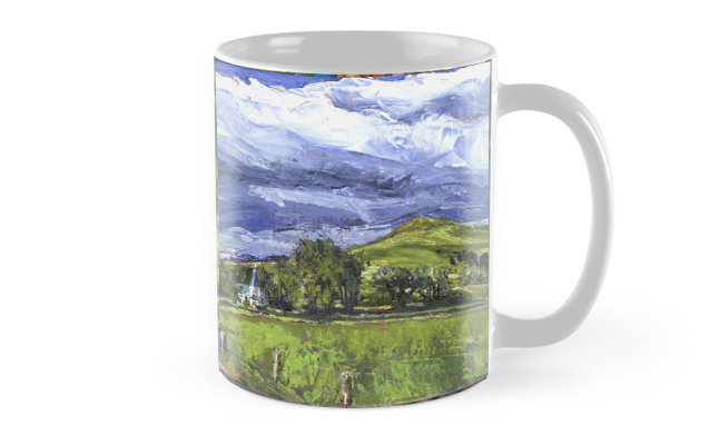 Gold Creek Mug