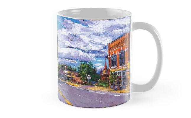 Kalispell Mug
