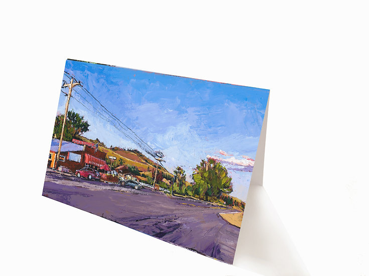 Frenchtown Greeting Card