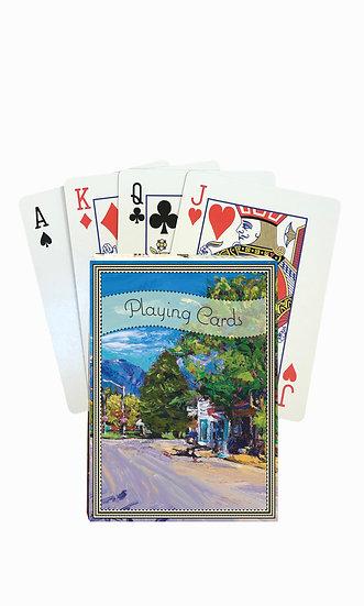Ronan Playing Cards - custom box