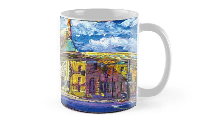 Billings Mug
